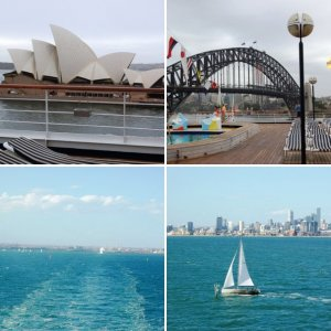 DownUnder cruising.