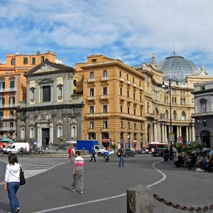 The Med cruise 2010 - Naples