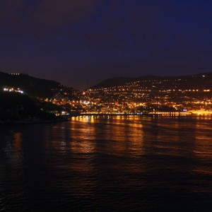 The Med cruise 2010 - Villefranche in the early morning