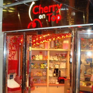 Cherry on Top - Deck 3 fwd.