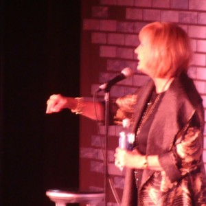 Punchliner Comedy Club - Diane Ford