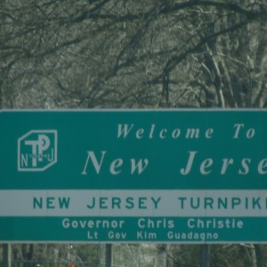 Welcome back to New Jersey