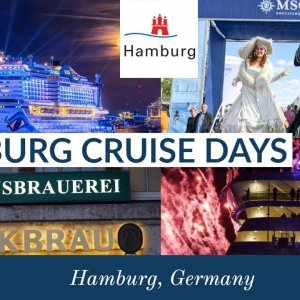 Hamburg Cruise Days | Blue Port | Hamburg, Germany | City Tour