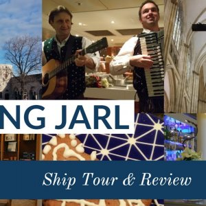 Viking Jarl Tour and Review | Viking Cruises | Christmas Markets Cruise | Cruise Review
